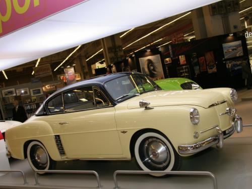 Renault 4CV Coupe